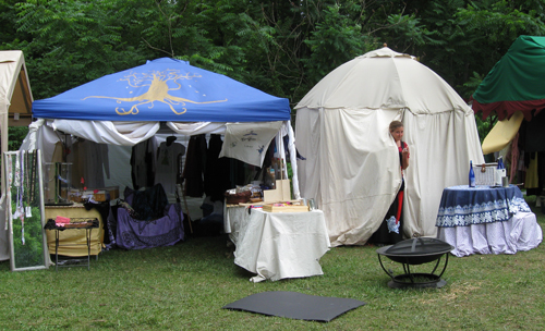 Get Medieval On Your Pop Up